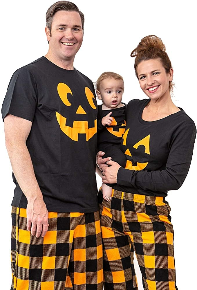 Under Disguise Family Matching Halloween Pajama Sets