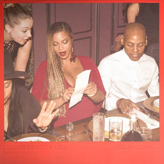 Beyonce Ordering Food at a Restaurant Meme 2017