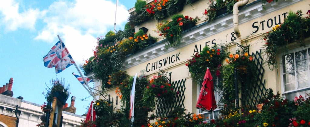 12 of the Most Colorful Places in London