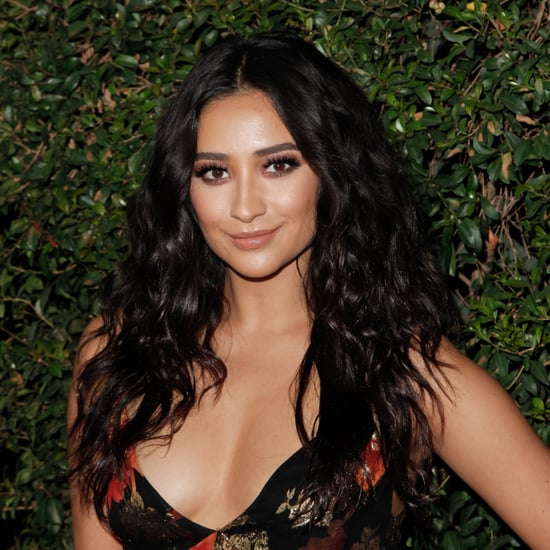 Shay Mitchell Talks About Gray Hair 2016