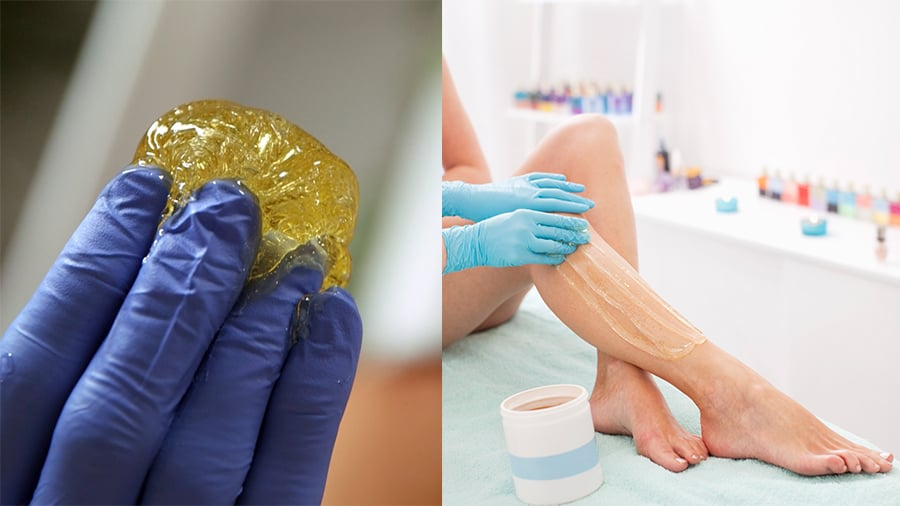 Try This Hair Removal Method Before Your Big Day