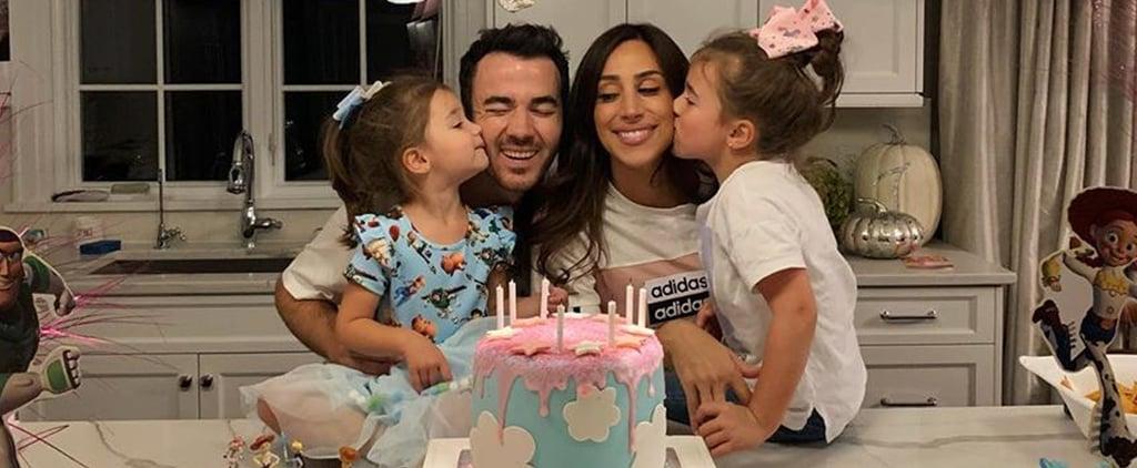 Kevin Jonas's Daughter Valentina Celebrates Her 3rd Birthday