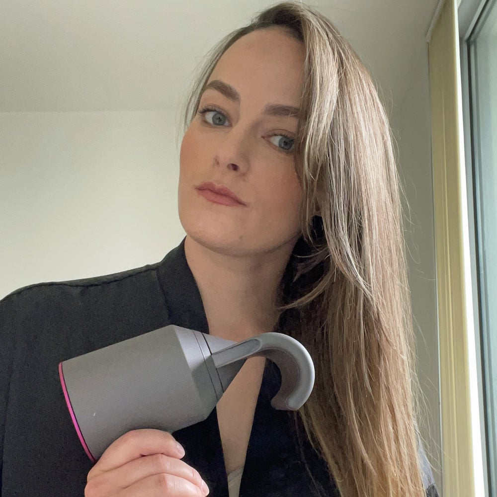 Dyson's Flyaway Attachment Helps You Re-Create a Pro Blowout