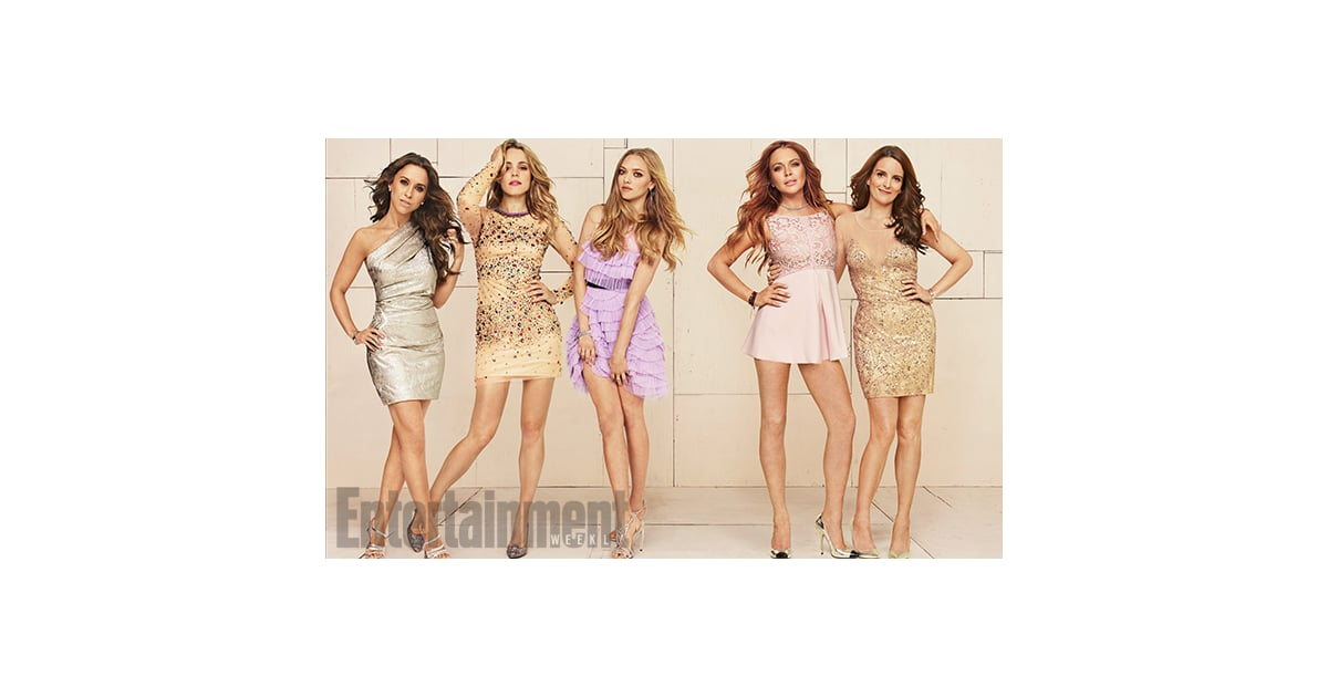 Mean Girls Style Now Mean Girls Reunion In Entertainment Weekly Photos Popsugar Fashion