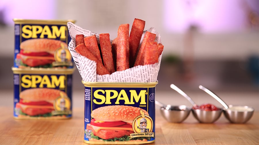 Spam Fries Are Crisp, Tender, and Flat-Out Phenomenal