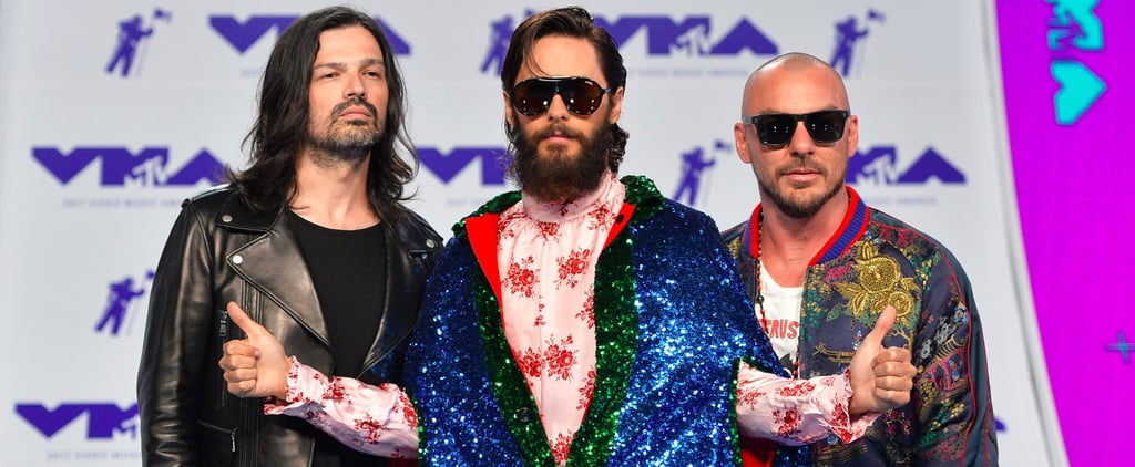 "30 Seconds to Mars's Performance Will Make You Feel Like You Can ""Walk on Water"""