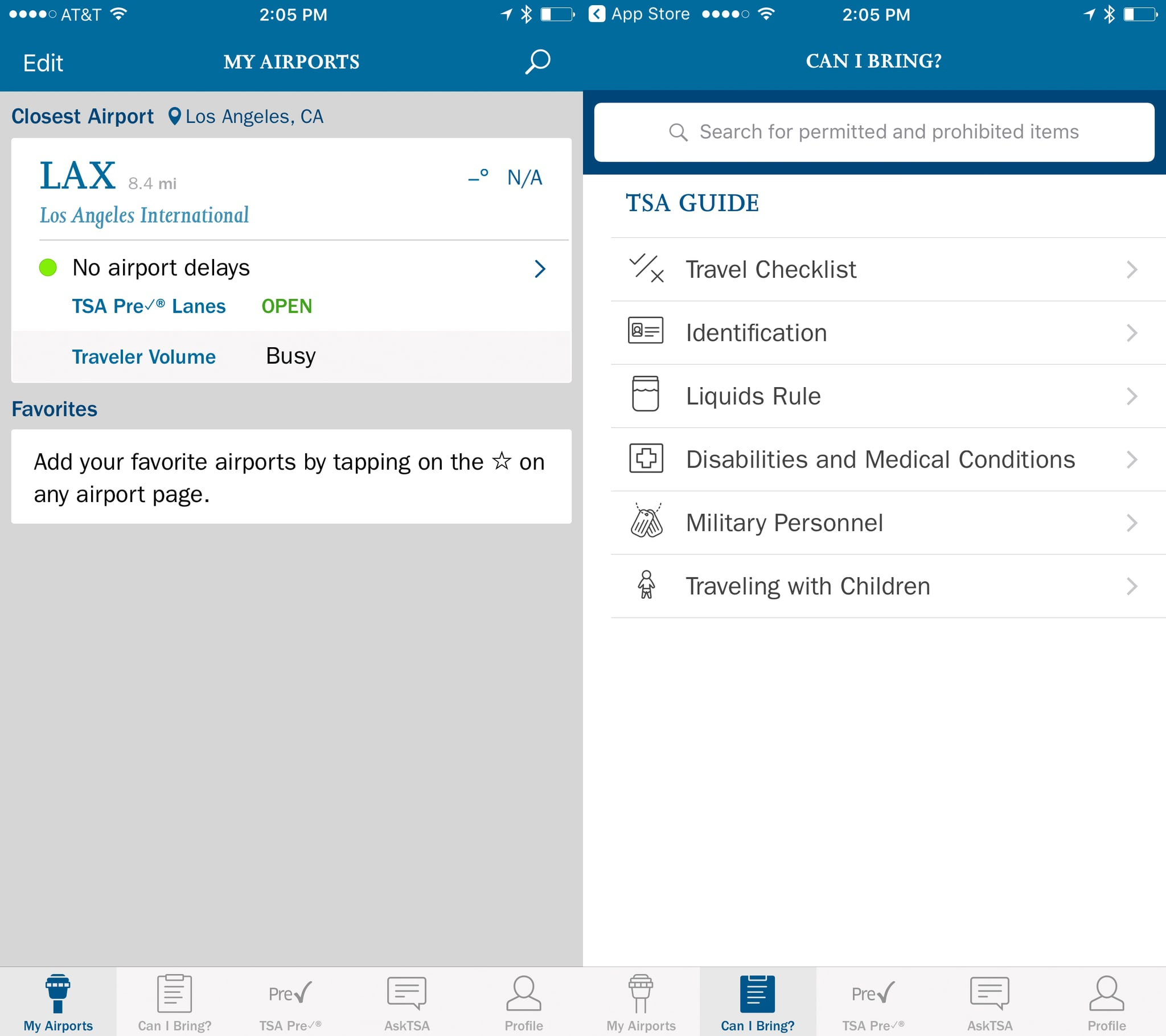 Yes Tsa Has Its Own App And You Need To Download It Asap