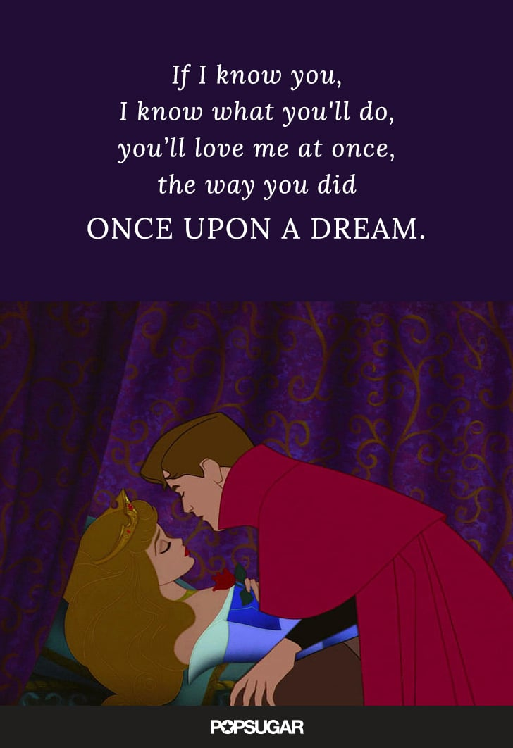 Sleeping Beauty | 16 Disney Quotes That Will Make Your Heart ...