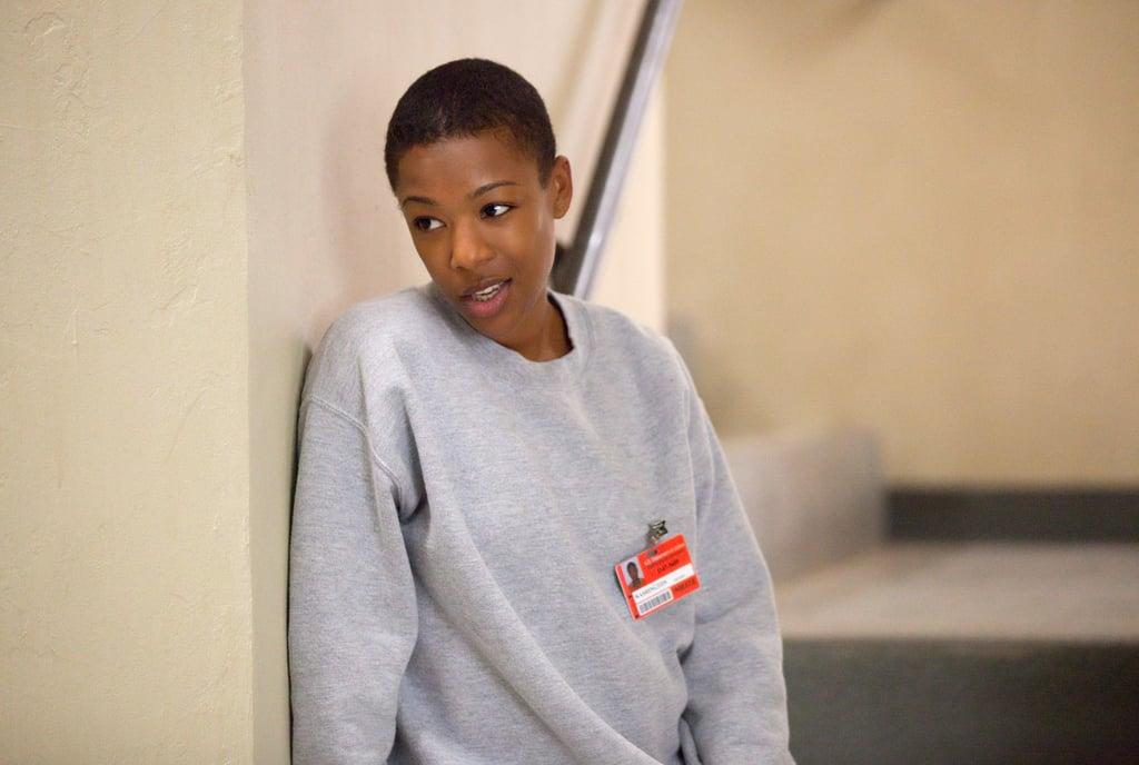 Samira Wiley as Poussey Washington