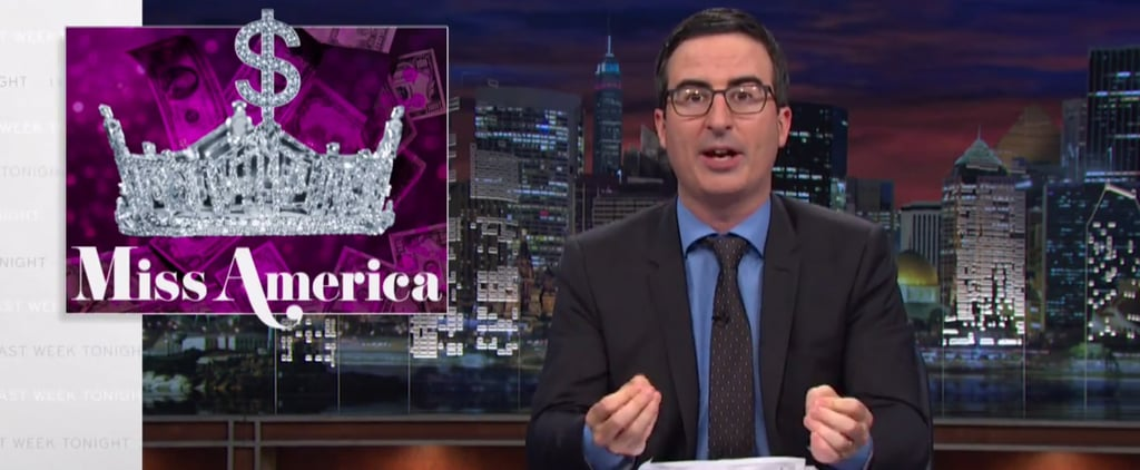 John Oliver on Miss America | Video