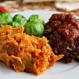 Lentil Bake With Sugar-Free Barbecue Sauce