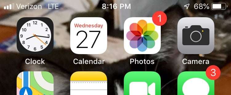 How to Show Battery Percentage on an iPhone