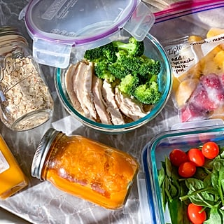 Healthy Meal Prep Shopping List