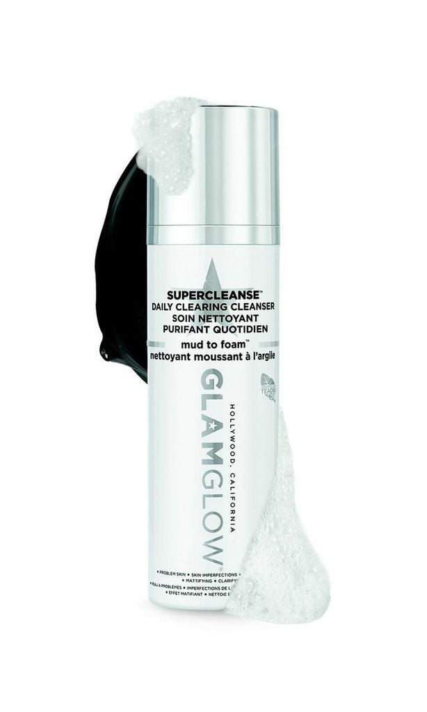 GlamGlow Supercleanse Daily Treatment Cleanser