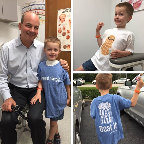 Treatment Helps Kids With Food Allergies Build Up Tolerance