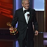 Michael Douglas's Acceptance Speech