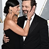 Sarah Silverman and Michael Sheen Cute Pictures