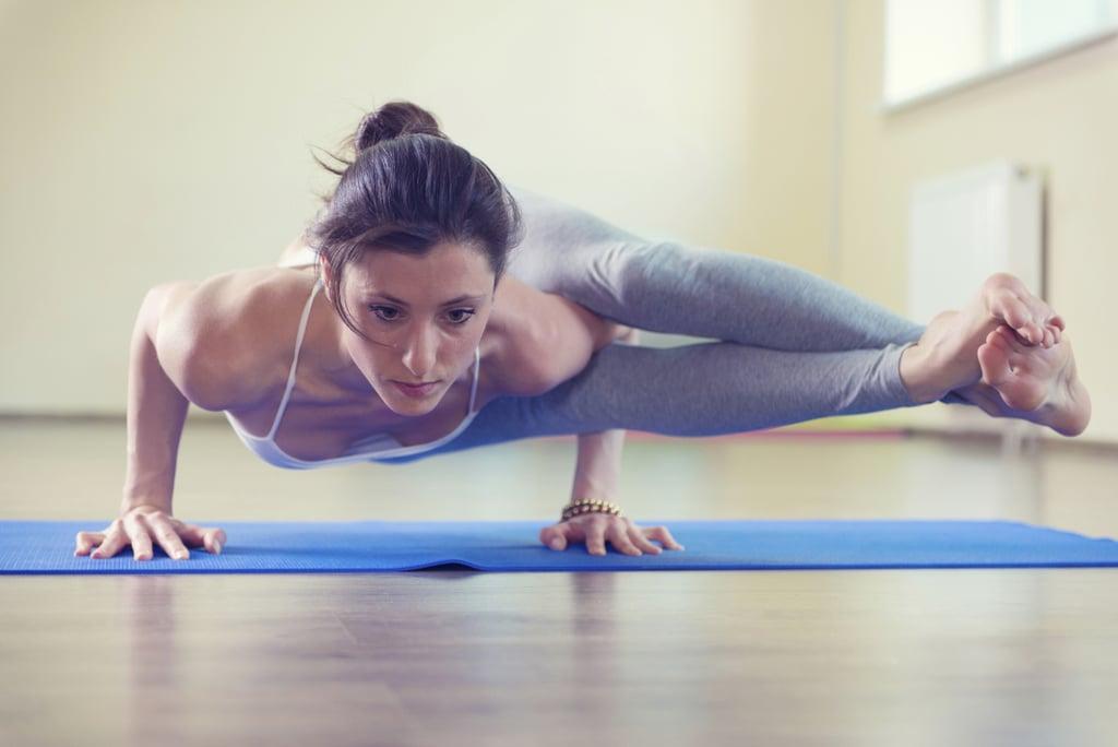 The Best Yoga Poses For Strength | POPSUGAR Fitness