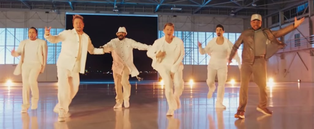 Backstreet Boys and Chance the Rapper Super Bowl Commercial