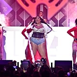 Lizzo at KIIS FM's 2019 Jingle Ball in LA