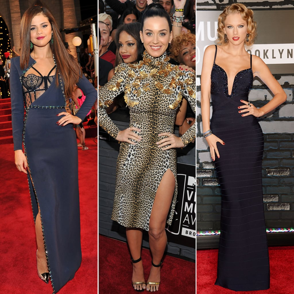 VMAs 2013 Red Carpet Fashion