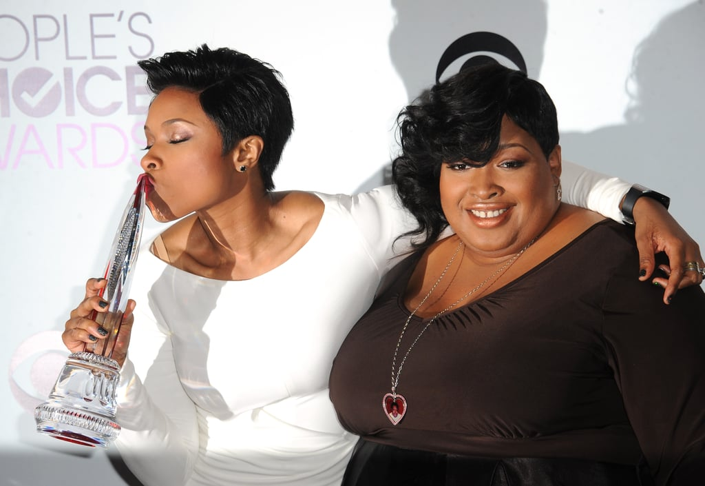 Jennifer Hudson brought her sister Julia as her date in 2014.