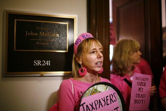 Senate Passes Bailout