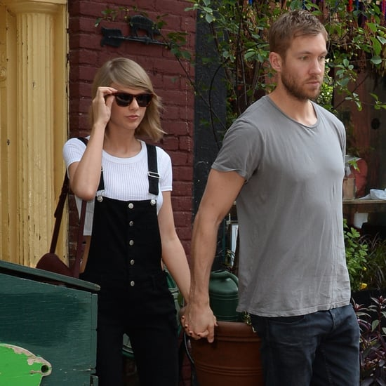 Taylor Swift Anniversary Necklace From Calvin Harris