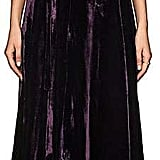 Azeeza Women's Wagner Velvet Wrap Dress