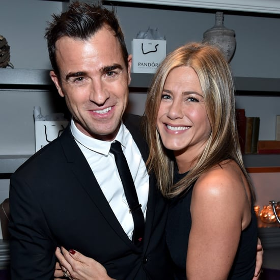 Justin Theroux Talks About Jennifer Aniston October 2016