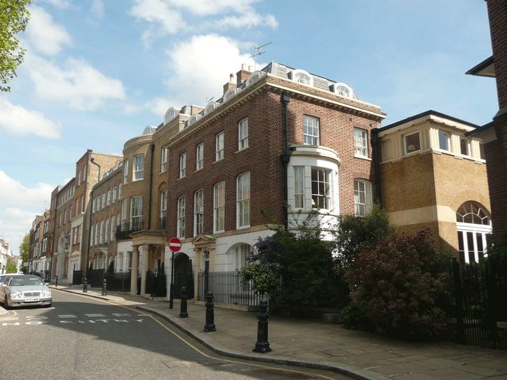 Chelsea, London | Kate Middleton's Homes | POPSUGAR Home ...