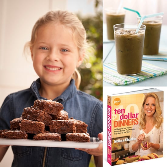 Melissa d'Arabian's Healthy Snack Recipes