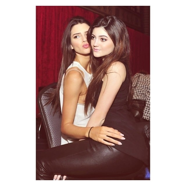 Double the Jenners equals double the fun.