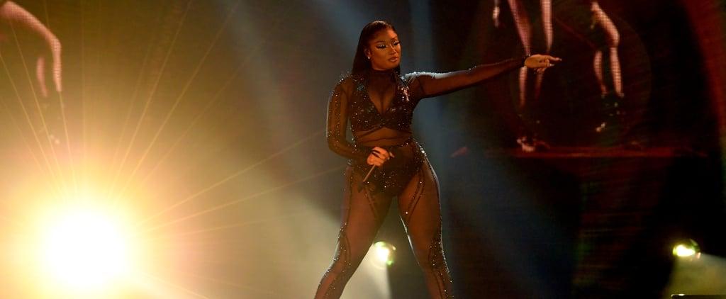 Megan Thee Stallion's 2020 American Music Awards Performance