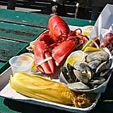 Maine: Shore Dinner