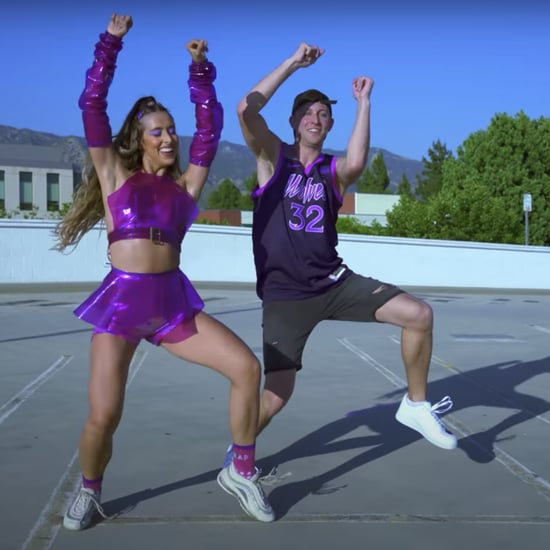 "Watch Matt Steffanina's ""Rain on Me"" Choreography Video"