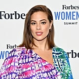 Ashley Graham's Lob Style