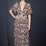 Haley Bennett Is a Bona-Fide Fashion Girl