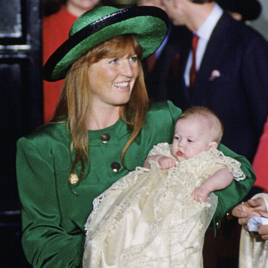 Royal Baby Christening Photos