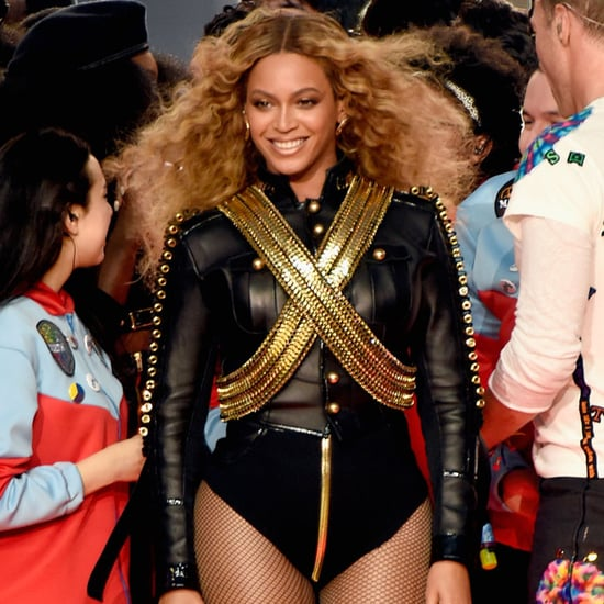 Beyoncé Tripping During Super Bowl Performance 2016