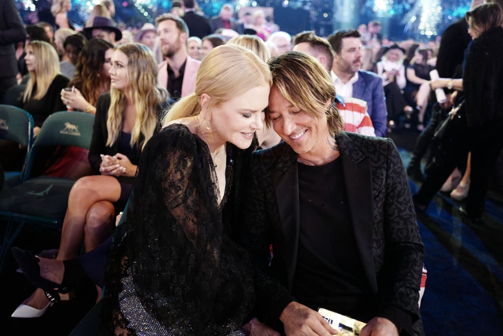 Nicole Kidman and Keith Urban at the 2019 ACM Awards