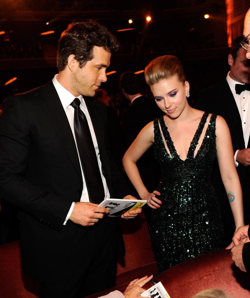 PopSugar Poll: Are You Excited to See Scarlett and Ryan Attending Events Together?