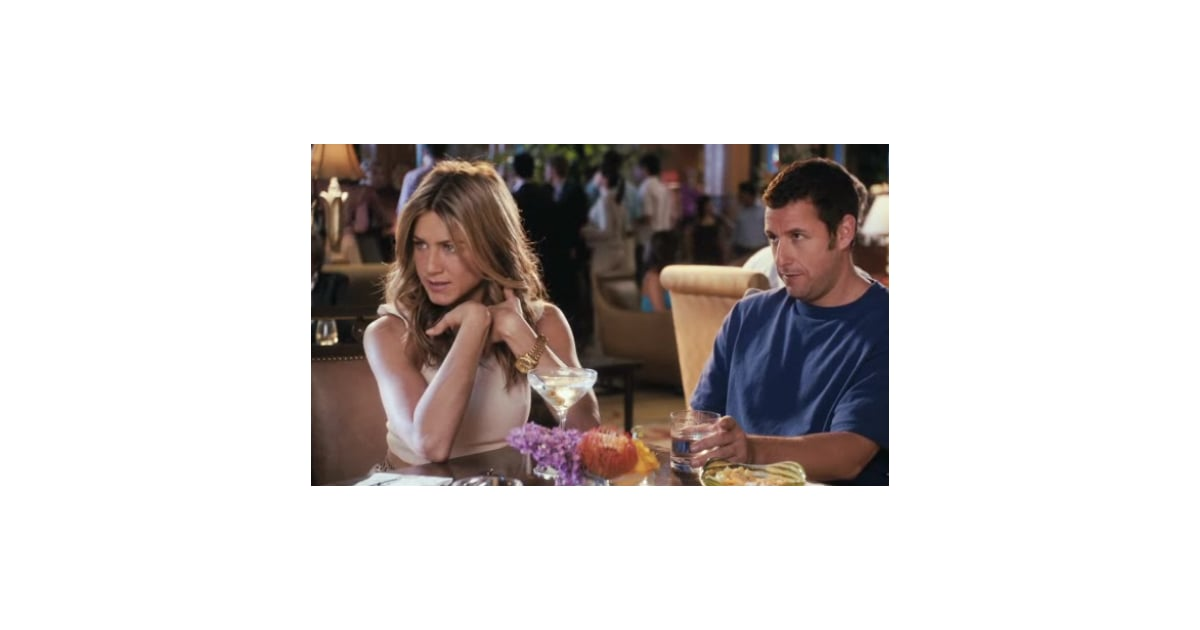 just go with it trailer starring jennifer aniston and adam