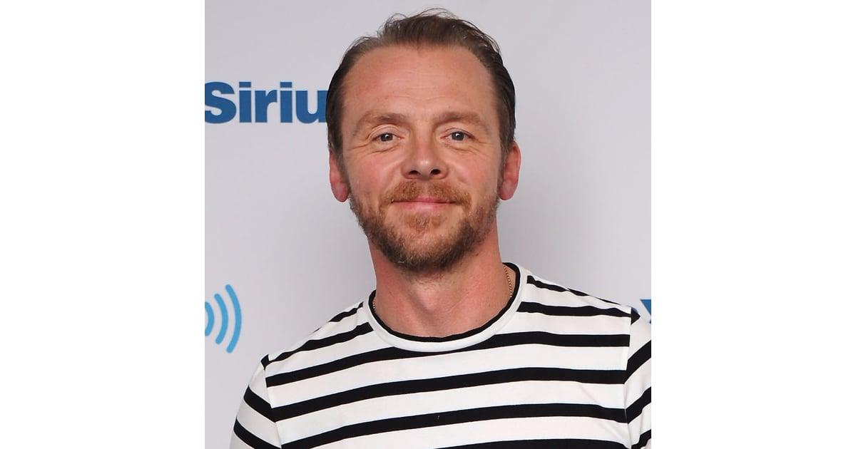 Simon Pegg | POPSUGAR ...