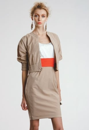House of Dereon Designs a Collection of Day Dresses For Spring
