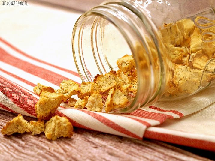 Crunchy Croutons