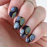 Agate Slice Decals