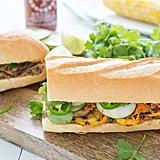 Grilled Veggie Banh Mi Sandwiches