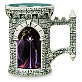 Who says the princess needs all the glory? This Maleficent Tower Figural Mug ($20) displays the iconic villain in all her wicked splendor.