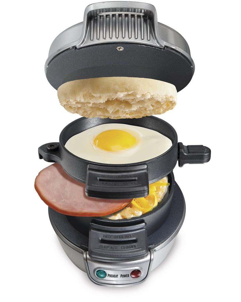 This $25 Breakfast Sandwich Maker Makes My Mornings So Easy